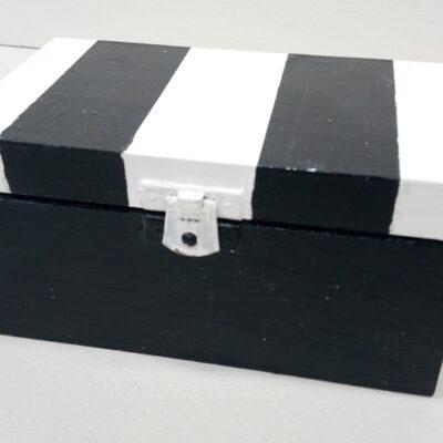Pudełko Zebra