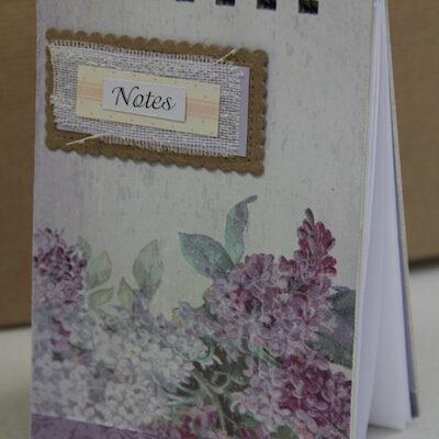 "Notes ""Zapach bzu"""
