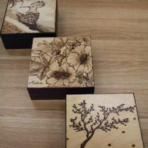 Szkatułki i pudełka