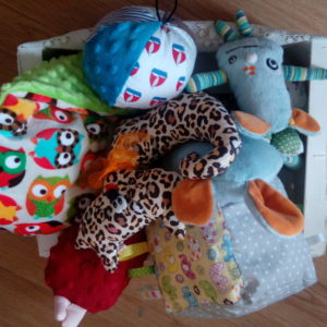 Zabawki i przytulanki