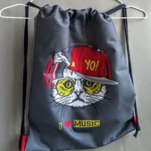 worko-plecak z kotem