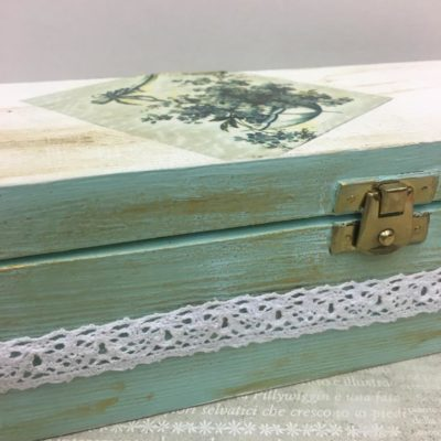 Miętowe Pudełko Marzeń
