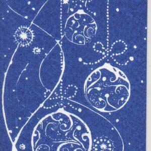 Kartka bożonarodzeniowa VI