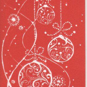 Kartka bożonarodzeniowa V