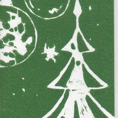 Kartka bożonarodzeniowa III