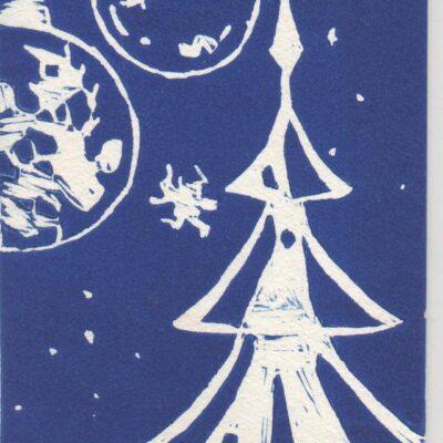 Kartka bożonarodzeniowa II