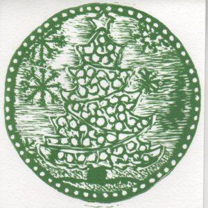 Kartka bożonarodzeniwa VII
