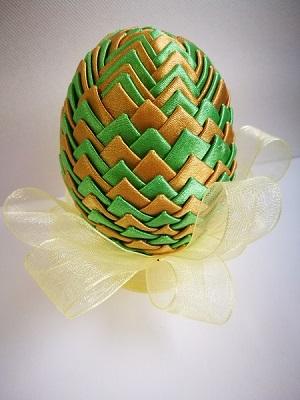 Jajo wielkanocne- Karczoch