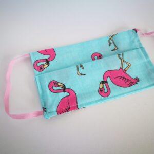 """Maseczka """"Flamingi"""""""