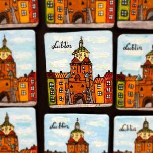 Pamiątki z Lublina