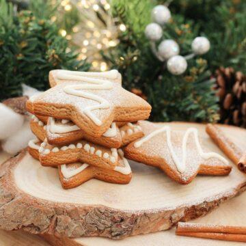 Bożonarodzeniowe pierniczki
