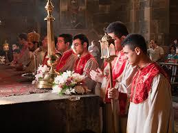 święta w Armenii