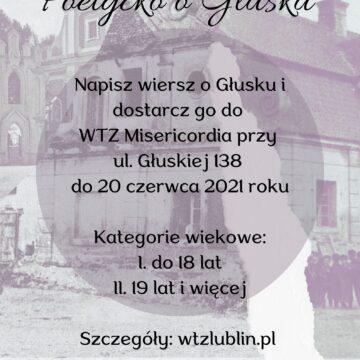 """Zaproszenie do udziału w projekcie """"Sentymentalny Głusk"""""""